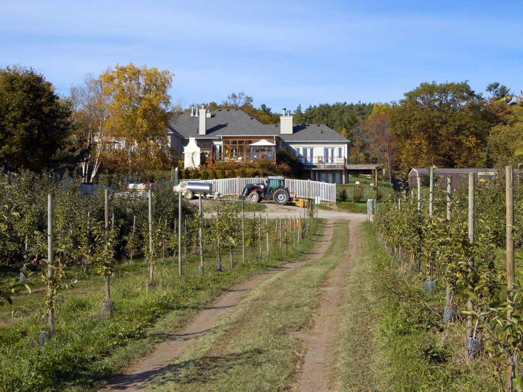 Farm in Kanada